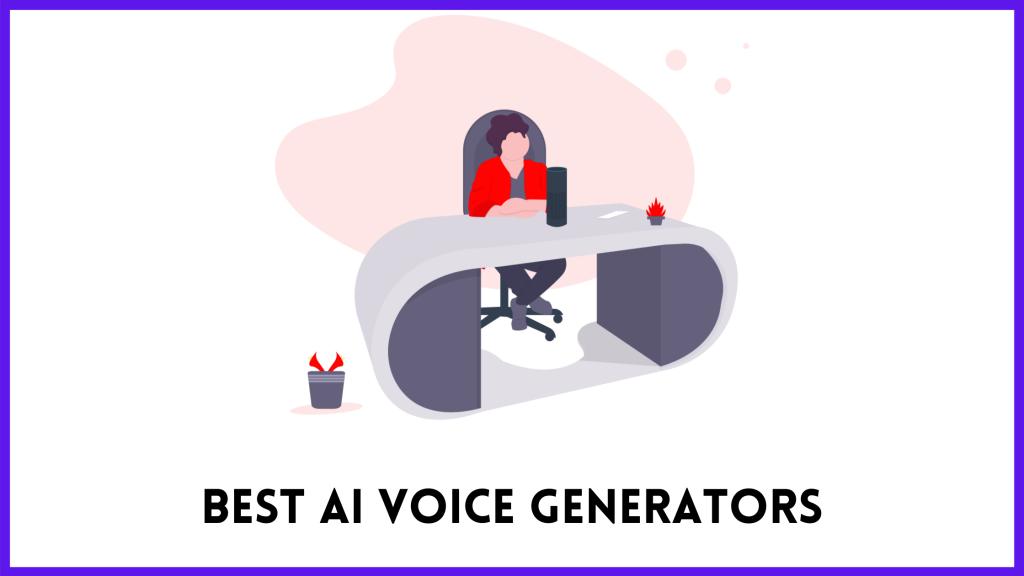 best ai voice generator