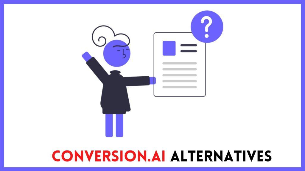 Conversion.ai alternatives