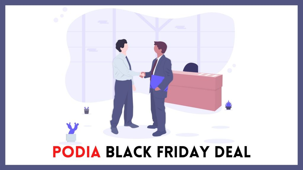 Podia Black Friday deal