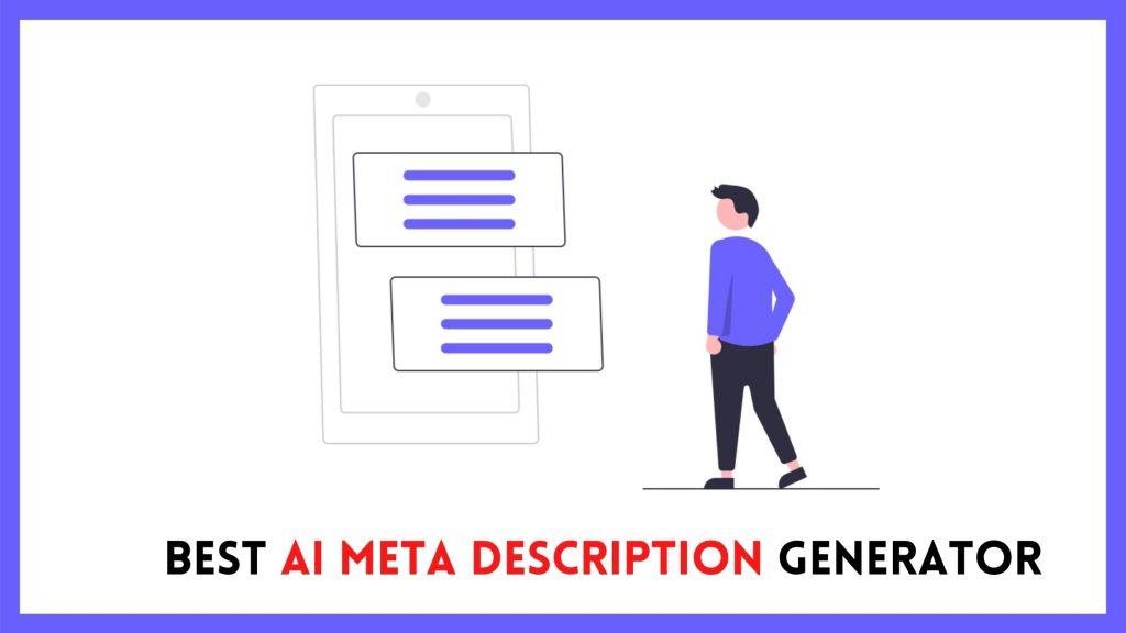 Best meta description generator AI tools